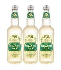 Fentimans Fentimans Ginger Ale 3 x 500ml