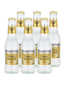 Fever-Tree Fever-Tree Premium Indian Tonic Water 6 x 200ml