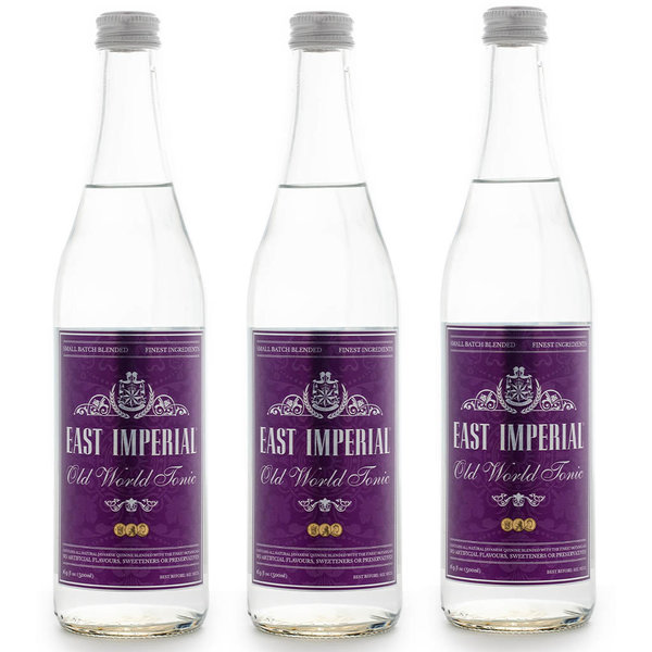 East Imperial East Imperial Old World Tonic Water 3 x 500ml