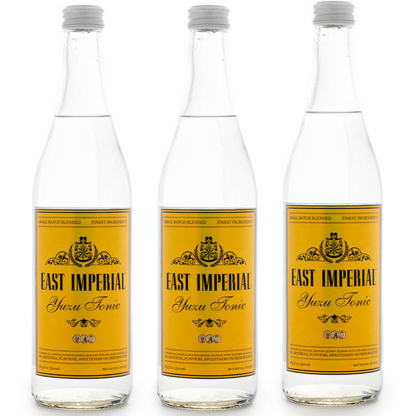 East Imperial East Imperial Yuzu Tonic 3 x 500ml