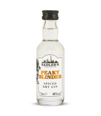 Sadlers Peaky Blinder Gin (Mini) 5cl
