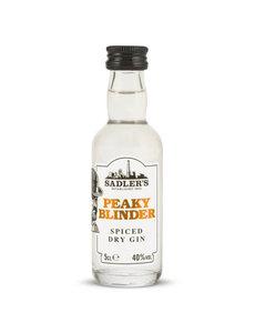 Sadlers Peaky Blinder Gin (Mini) 5cl
