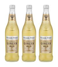 Fever-Tree Fever-Tree Ginger Ale 3 x 500ml