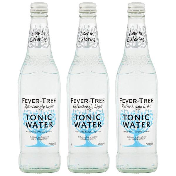 Fever-Tree Fever-Tree Refreshingly Light Tonic Water 3 x 500ml