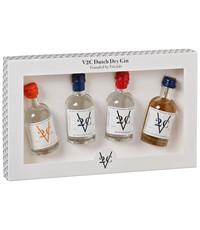 V2C V2C Dutch Gin Gift Pack (Minis) 4 x 5cl