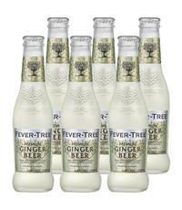Fever-Tree Fever-Tree Ginger Beer 6pk 200ml
