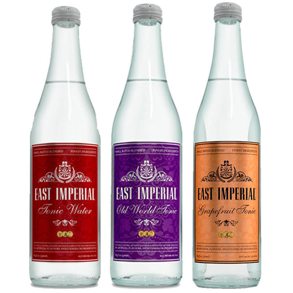 East Imperial East Imperial Tonics Pack 3 x 500ml