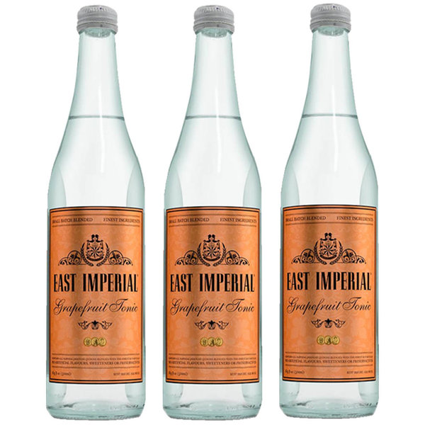 East Imperial East Imperial Grapefruit Tonic 3 x 500ml