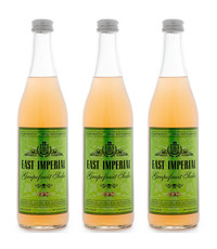 East Imperial East Imperial Grapefruit Soda 3 x 500ml