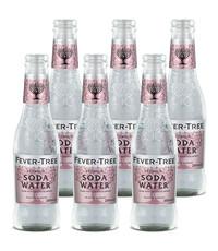 Fever-Tree Fever-Tree Soda Water 6 x 200ml