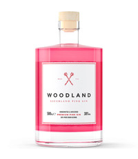 Woodland Woodland Sauerland Pink Gin 50cl