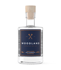 Woodland Woodland Sauerland Dry Gin Navy Strength (Mini) 5cl