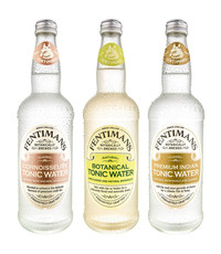 Fentimans Fentimans Tonic Water Pack 3 x 500ml