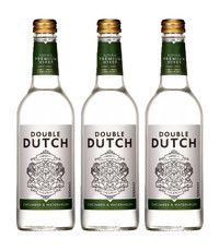Double Dutch Double Dutch Cucumber & Watermelon Tonic 3 x 500ml