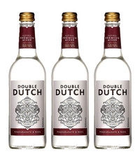 Double Dutch Double Dutch Pomegranate & Basil Tonic 3 x 500ml