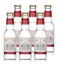Double Dutch Double Dutch Pomegranate & Basil Tonic 6 x 200ml