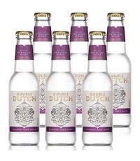 Double Dutch Double Dutch Cranberry Tonic Water 6 x 200ml