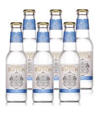 Double Dutch Double Dutch Skinny Tonic Water 6 x 200ml