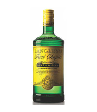 Langley's Langley's First Chapter Gin 70cl