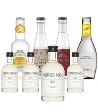 Vørding Vørdings Gin and Tonics Tasting Pack
