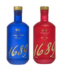 Gin 1689 1689 Dutch Dry & Pink Gin Twin Pack 2 x 70cl