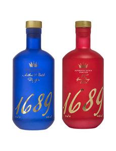 Gin 1689 1689 Dutch Dry & Pink Gin Pakket