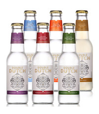 Double Dutch Double Dutch Mixer Variety Pack 6 x 200ml