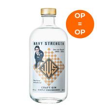 Driftwood Distillery Driftwood JVS Navy Strength Gin 50cl