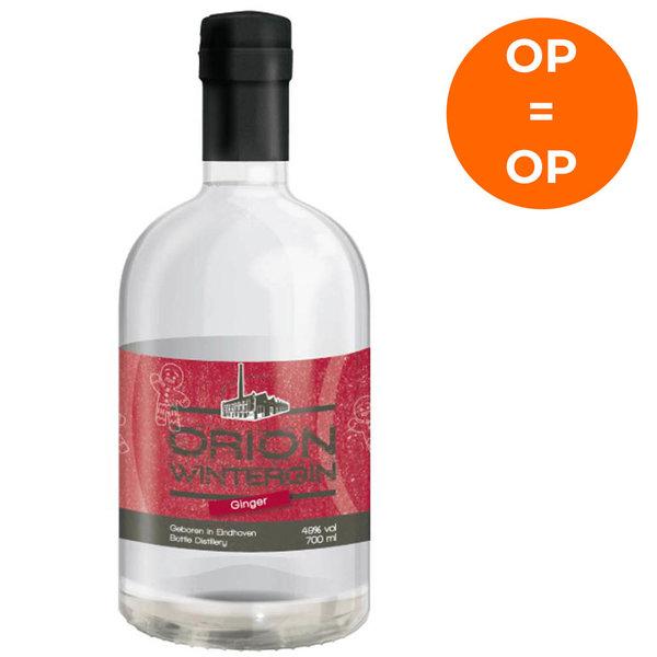 Bottle Distillery Orion Wintergin Ginger
