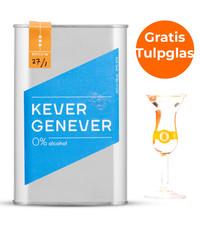 Kever Genever Kever Genever 0% 50cl