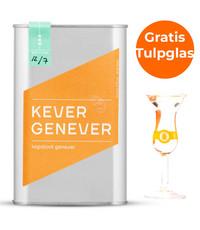 Kever Genever Kever Genever Kopstoot 50cl