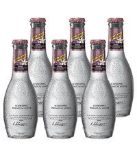 Schweppes Schweppes Premium Orange Blossom and Lavender Tonic 6 x 200ml