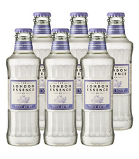 The London Essence Co. The London Essence Grapefruit and Rosemary Tonic Water 6 x 200ml