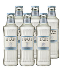 The London Essence Co. The London Essence Soda Water 6 x 200ml