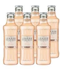 The London Essence Co. The London Essence White Peach & Jasmine Soda 6 x 200ml