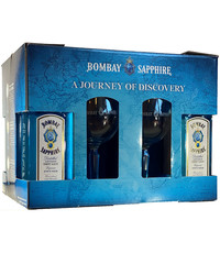 Bombay Sapphire Bombay Sapphire Gin Party Pack
