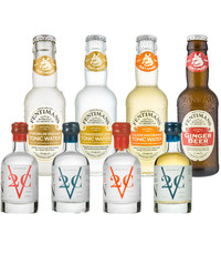 V2C V2C and Fentimans Mixer Tasting Pack