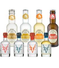 V2C V2C Gin en Fentimans Mixer Proefpakket
