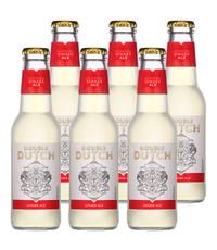 Double Dutch Double Dutch Ginger Ale 6 x 200ml
