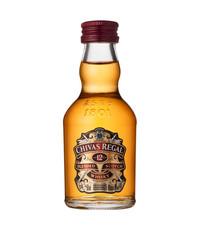 Chivas Regal Chivas Regal 12 Year Whisky (Mini) 5cl