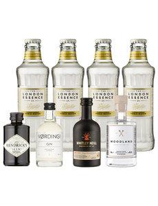 Gin Fling Gin en London Essence Tonic Premium Proefpakket