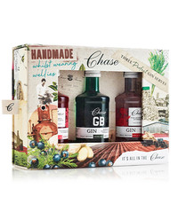 Chase Chase Gin Minis Tasting Pack 3 x 5cl