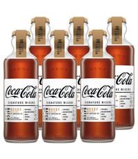 Coca-Cola Coca-Cola Signature Mixer - Woody 6 x 200ml