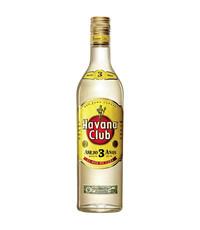 Havana Club Havana Club 3 Años Rum 70cl