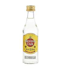Havana Club Havana Club 3 Años Rum (Mini) 5cl