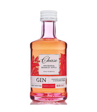 Chase Chase Rhubarb and Bramley Apple Gin (Mini) 5cl