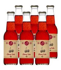Three Cents Three Cents Cherry Soda 6 x 200ml