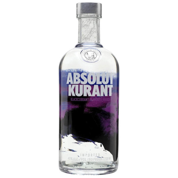 Absolut Absolut Kurant Vodka 70cl