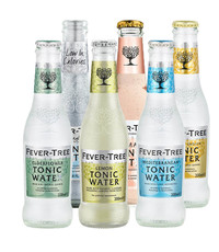 Fever-Tree Fever-Tree Tonic Variety Pack 6 x 200ml