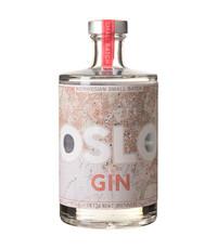Det Norske Brenneri Oslo Gin 50cl